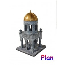 Plan for The shine of Dkakaan